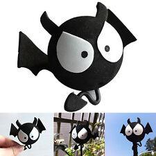 Funny Antenna Balls Black Big Eyes BAT Decorative Car Antenna Topper Ball UKJP