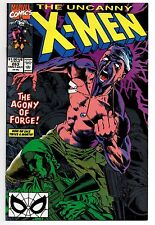 The Uncanny X-Men #263 July Marvel The Agony of Force