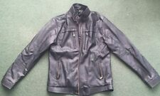 Unbranded Faux Leather Coats & Jackets for Men