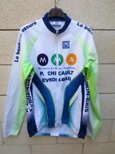 Veste Maillot cycliste MMA Evron Bais SMS SANTINI cyclign jacket shirt XXL