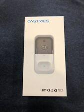 Castries WiFi Video Doorbell Camera 1080P Wireless with Indoor Chime,2-Way