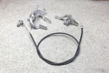 Original Go-Ped, GoPed Brake Caliper, Cable, & Lever For Know-Ped Push Scooters