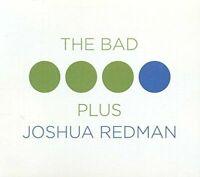 The Bad Plus Joshua Redman CD ALBUM Jazz Gift Idea (2015) ***NEW*** OFFICIAL