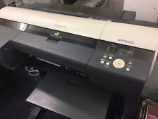 """*!*!* Canon ipf5000 12 colour 17"""" wide format printer - was @ RRP $2395"""
