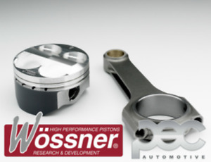 Fiat 500 Abarth 1.4 16v 9.8:1 72mm Forged Pistons & PEC Rods Set