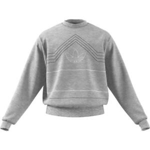 Adidas Rivalry Crew Grau EJ7110 Pullover