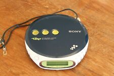Sony D-Ej360 Psyc Cd Walkman Portable Player G-Protection Tested & Working