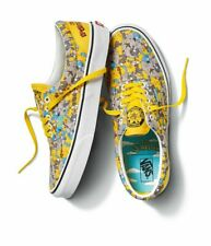 Vans x The Simpsons Era Itchy and Scratchy Shoes Limited VN0A4BV41UF Mens Size 8