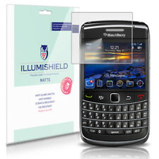 iLLumiShield Anti-Glare Matte Screen Protector 3x for BlackBerry Bold 9700