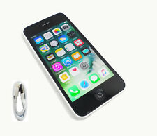Apple iPhone 5c 8GB White GSM/LTE A1532 Clean ESN w/ USB Cable