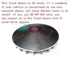 YAMAHA PRIMARY FIXED SHEAVE 04-07 RHINO 660 02-08 GRIZZLY 660 5KM-17611-00-00