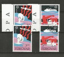 Cept / Europa   1988 Färöer  gest. oder`**
