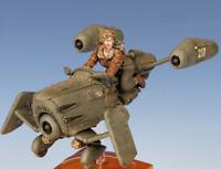 1:35 Flying Machine Resin Figure Model Kit Unassambled Unpainted