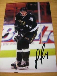 # Sergei Gusev - Dallas Stars - SIGNED PHOTO - GB