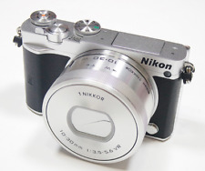Nikon 1 J5 Mirrorless Digital Camera k/w 10-30mm Lens