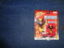 Johnny Lightning Marvel Wolverine Car New MOC