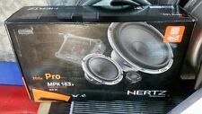 """Hertz Mille MPK163.3 3 Way Component Car Speakers 6.5"""" - FREE UPS SHIPPING"""