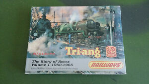 Tri-Ang Railways: The Story of Rovex, Vol 1 1950-65, Revised Edn by Pat Hammond