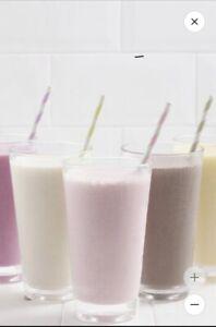FEMALES- 21 X Total Food Replacement Ketosis Diet Shakes - Lipo....Trim