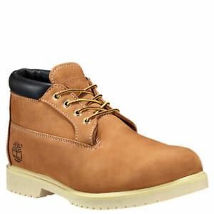 Timberland Men's Classic Waterproof Chukka Boots Wheat 50061