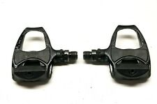 "Shimano PD-R540 Clipless Road Bike Pedals PAIR 9/16"" SPD-SL - NO CLEATS"