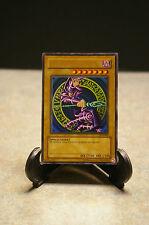 RARE 1996 YU-GI-OH 'DARK MAGICIAN' SDY-006 HOLO CARD