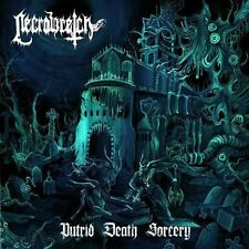 Necrowretch-putrid Death Sorcery Vinyl LP CD