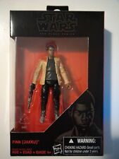 Star Wars The Black Series Finn Jakku SA 3 3/4 walmart exclusive notmint !