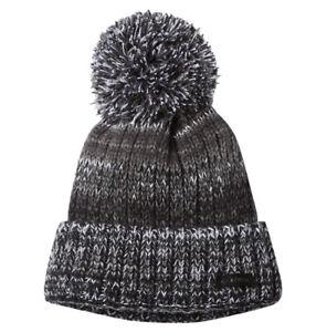 Columbia NWT Unisex Winter Blur Beanie II Dark Black, One Size