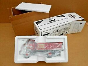 1952 GMC FULL RACK STAKE TRUCK  by 1st First Gear 19-1578 ~ MIB 1:34 in Shipper!