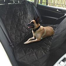 Waterproof Pet Cat Dog Back Car Seat Cover Hammock Protector Mat Blanket UK