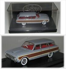 Ford XL Falcon Squire Wagon Grey/Brown TRAX TR38C 1:43 Scale Diecast Model Car