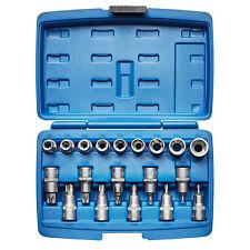 "KRAFTPLUS® K.151-0019 Steckschlüssel Einsatz 1/2"" T-Profil E-Profil Nuss Bit 19x"