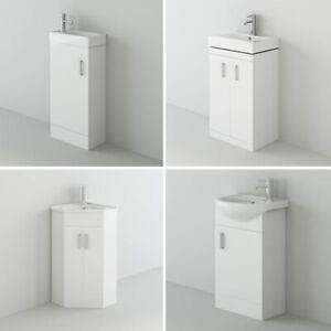 Bathroom Corner Sink Cabinet In Cabinets Cupboards For Sale Ebay
