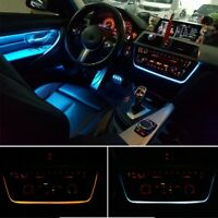 LED Ambient Lights for BMW F30 / F31 Interior Door Panel Decor Trims Dual Color
