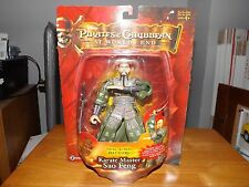 "PIRATES OF THE CARIBBEAN AT WORLD'S END, KARATE MASTER SAO FENG 7"" FIG. NIP 2007"