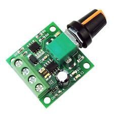Regulador de velocidad del motor de 1.8V 3V 5V 6V 7.2V 12V 2A 30W DC (PWM) D9R5