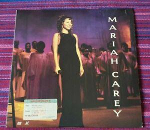 Mariah Carey ~ Mariah Carey Live ( Manufactured In US ) Laser Disc