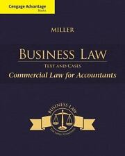 Cengage Advantage Books: Business Law: Text & Cases - Commercial Law for Account