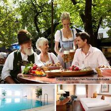 München Shopping & Wellness Wochenende 4★Hotel am Moosfeld Städtereise Kurzreise