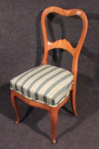 Stuhl Esche Louis Philippe 1860 '2335