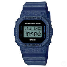 CASIO G-SHOCK Denim'D Colour Limited Edition Series Watch GShock DW-5600DE-2