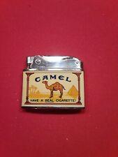 Vintage Camel, Coronet Super Cigarette Lighter - Japan -exc condition