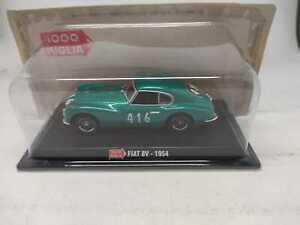 FIAT 8V 1954 - COLLEZIONE MILLE MIGLIA 1/43 1:43