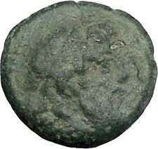 DEMETRIOS II Nikator 2nd Reign Seleukid 129BC Ancient Greek Coin RARE R1 i50482