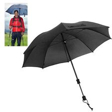 Hive Outdoor Euroshirtm Göbel Regenschirm Swing Handsfree schwarz