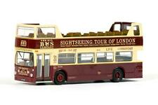 EFE 27901 London Big Bus Sightseeing Double Decker    OO 1:76 scale Die Cast