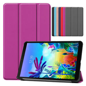 For LG G Pad 5 2019 10.1 inch Case Shockproof Slim Case Shell Flip Stand Cover