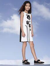 Victoria Beckham X Cible Mod Shift Tulipe Robe Imprimée Taille XS XS