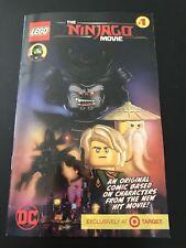 LEGO The Ninjago Movie Comic book